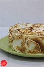 Lemon Meringue Cake Recipe 柠檬酥皮蛋糕食谱