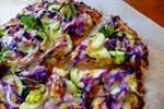 Cauliflower Crust Pizza 花椰菜脆皮披萨