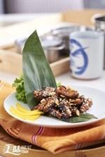 Honey Grazed Crispy Mushroom Recipe 蜜汁脆鲜菌食谱