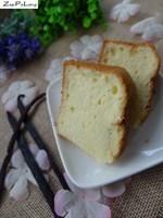 Vanilla Chiffon Cake Recipe 香草戚风蛋糕食谱