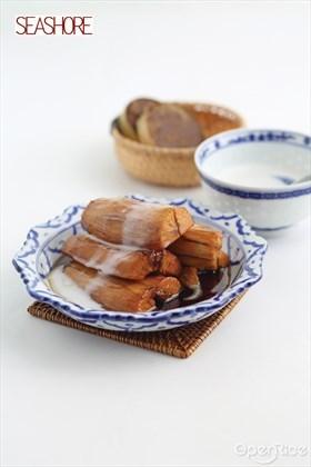 Thai Tapioca with Coconut Sauce Recipe 泰式椰奶木薯食谱