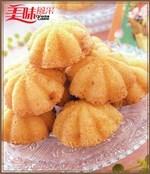 Kuih Bahulu Recipe 鸡蛋糕食谱