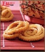 Murukku Recipe 印度姆鲁古食谱