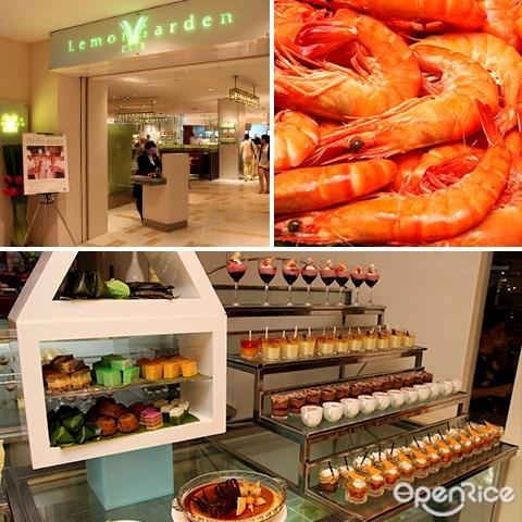 香格里拉, 自助餐, cny, buffet, lemon garden cafe, shangri-la hotel, kl