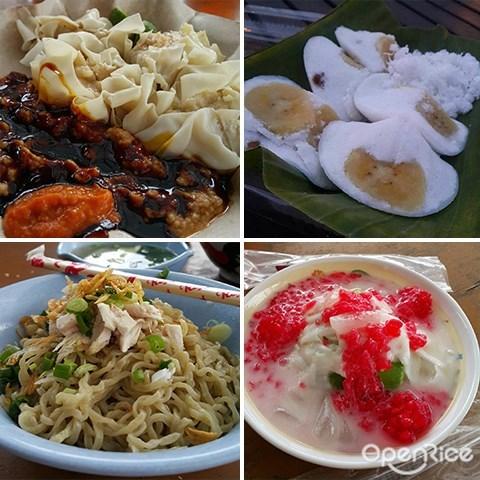 印尼万隆, 万隆,印尼, 美食,Paskal Food Market