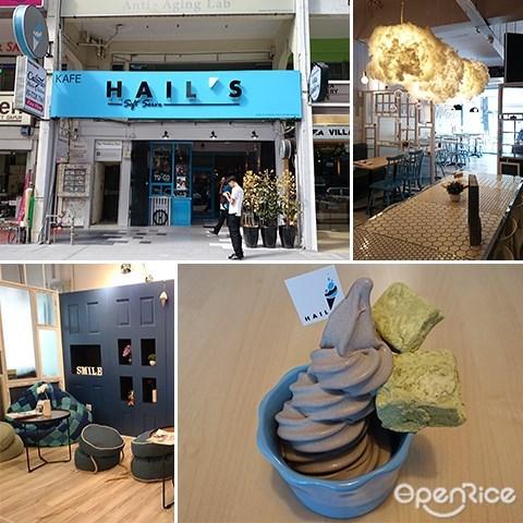 Hail's Soft Serve, Soft Serve, Damansara Utama, Damansara Uptown, PJ