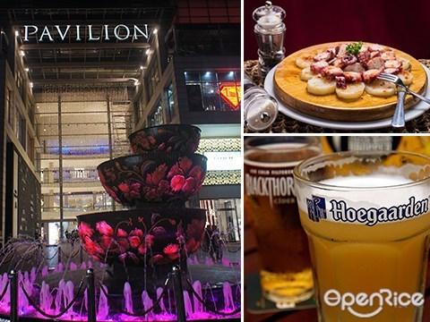 吉隆坡, Bukit Bintang, 金三角, night lifes, KL, 遊客最愛, 夜生活
