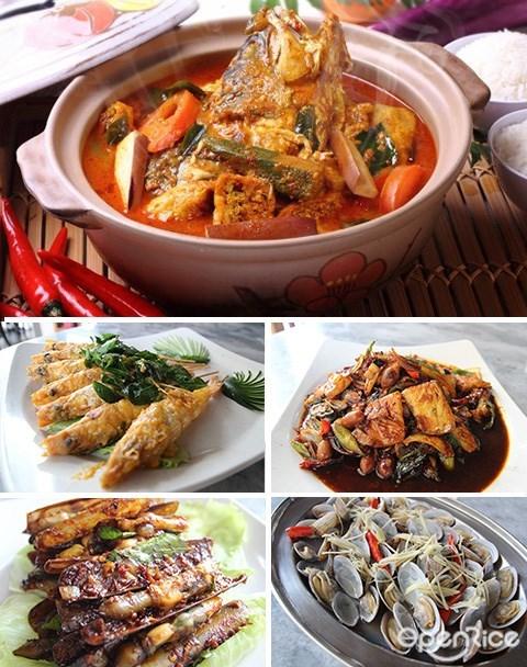 振香家乡味馆, bangi,kajang, Zen Heong Restaurant, chinese cuisine, 餐厅