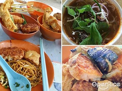 local holiday, ipoh, perak, souvenir, 手信, 忠記大樹頭炸料粉, 炸料