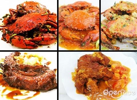 Like To Eat seafood restaurant, puchong, bandar puteri, USJ, Subang, parents day
