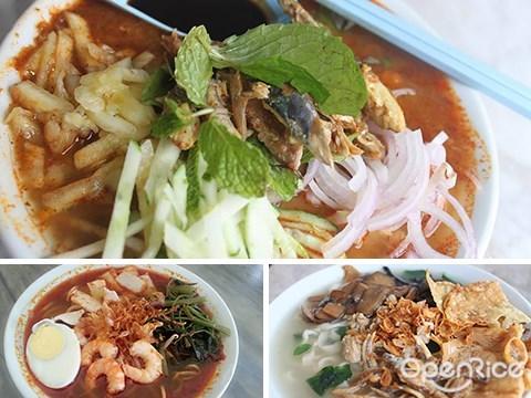 kl, selangor, assam laksa, asam laksa, 亚三叻沙,槟城亚三叻沙