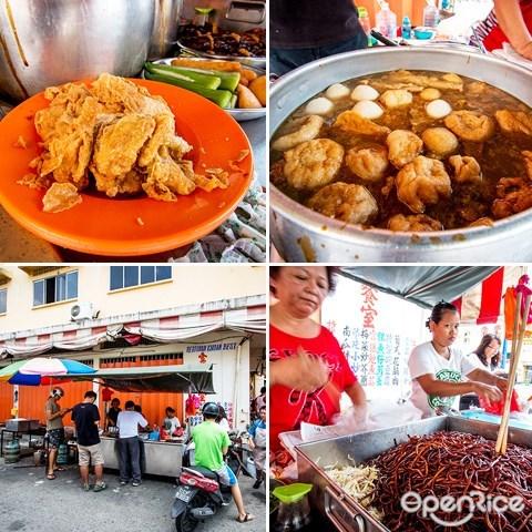 bentong, 文冬, food, 美食, 必吃, 推薦, 阿松豬腸粉, 豬腸粉
