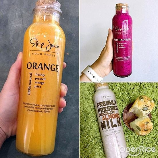 Unicorn Pressed Juice, Cold Pressed Juices, KL