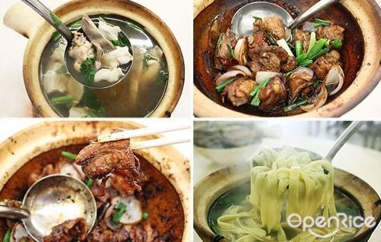 OpenRice Malaysia, best food, Cheras Yulek, Taman Cheras, 饶记辣汤之家,辣汤,火爆肉,辣汤板面,花雕鸡,酱蒸鱼,猪脚醋,酸甘啦啦