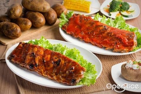 Feast on Ribs, Chicago Rib House, Father's Day Promotion, 1 Utama, Gurney Plaza, Penang