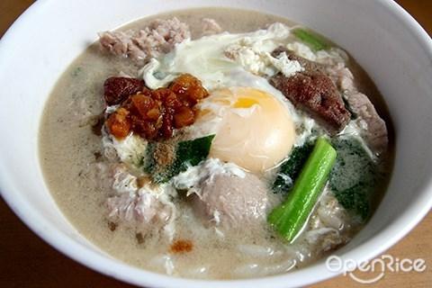 Mui Chea, Jalan Batai, pork noodle