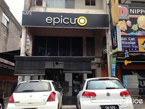 Damansara Uptown, epicuro