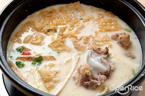 coco steamboat, 火锅, 猪骨煲, 旧巴生路