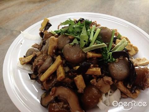 Goldview Restaurant, Hakka Food, Chinese Wine Chicken