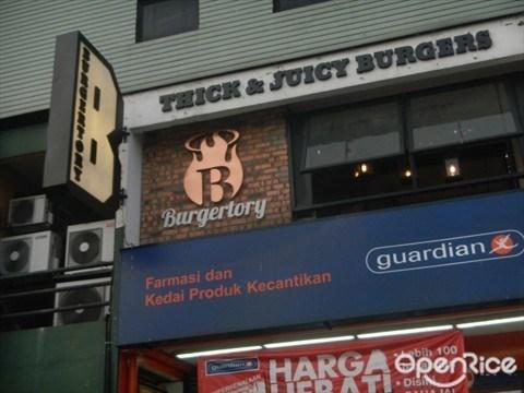 Burgertory, ss15