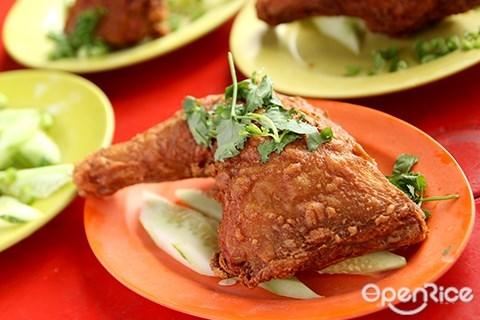 best, fried chicken, klang valley