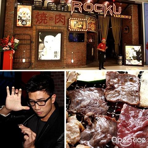 rocku, yakiniki, 日式烤肉, pavilion kl