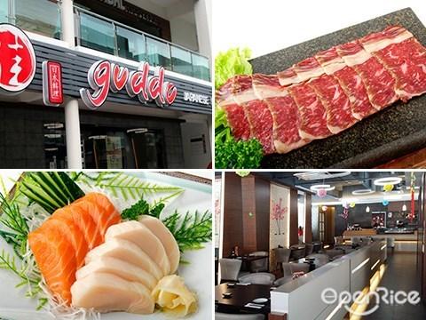 Guddo Japanese Restaurant, Kota Kinabalu, Sabah, Japanese, Sushi