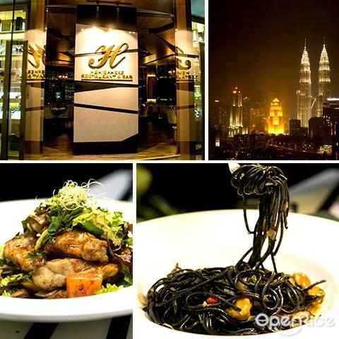 hemisphere, rooftop, regalia, jalan sultan ismail, restaurant, kl