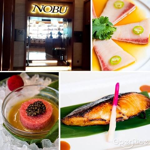 kl, nobu, japanese, fine dining, twin towers, restaurant