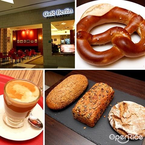cafe berlin, 1 mont kiara, 德国, 面包, 烘焙店