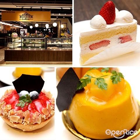 bonjour garden, intermark, kl, pj, 德国, 面包, 烘焙店
