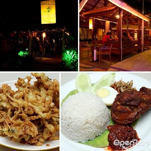 naili's place, 咖啡店, nasi lemak, 椰浆饭, sentul, 餐厅