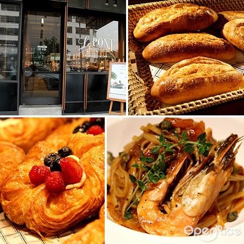 cafe, old klang road, bakery, le pont boulangerie & cafe, 面包店, 咖啡厅