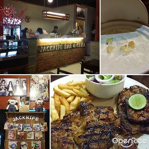 jacknife bar & grill, 西餐, 沙巴, 亚庇