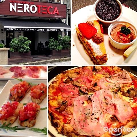 neroteca, 意大利, 餐厅, 意大利面, bukit damansara, damansara heights, kl