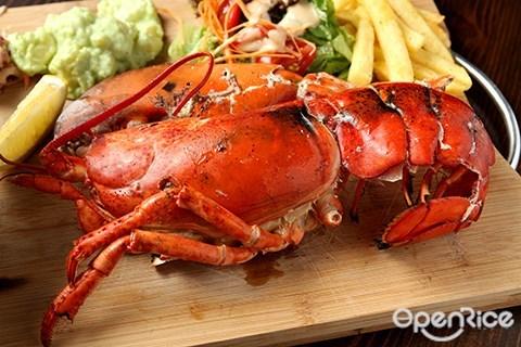 steaks & lobsters, sri hartamas, kl