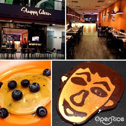slappy cakes, publika, pancake, kl, restaurant