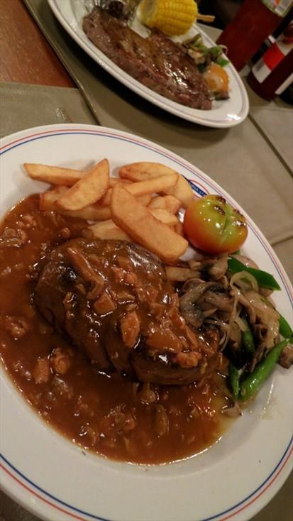 Victoria Station Steak