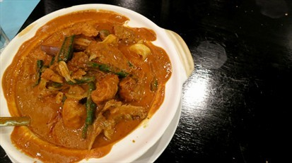 Fish Head Curry Hot Pot