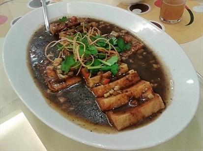 #2 Chinese Mahogany Beancurd 香樁豆腐