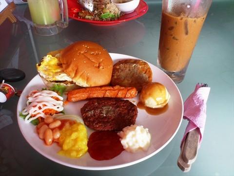 Western Special at D-Contena's in Arau, Perlis
