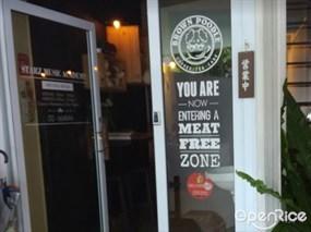 Brown Poodle Veg Cafe